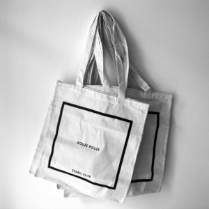 Image of STABIL ELITE - DOUZE POUZE (TOTE BAG)