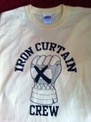 Image of Iron Curtain Crew t-shirt 