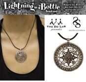 Image of Holiday Sale - Official Lightning in a Bottle Medallion