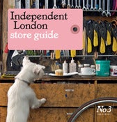 Image of Independent London Store Guide - No3 (Revised)