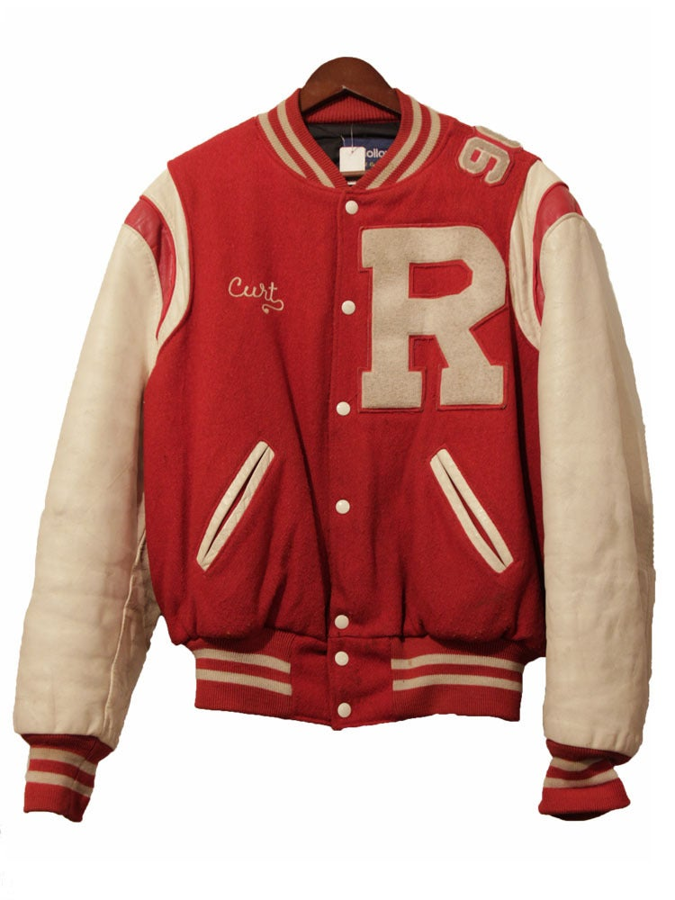 Image of Romeo Varsity Diving Jacket