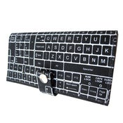 Image of QWERTY ) Pocketbook/Checkbook Wallet