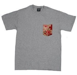 Image of Set - Floral Pocket Tee