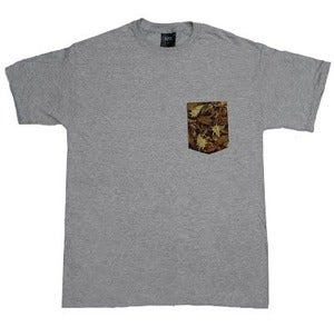 Image of Set - Fallen Leaves Pocket Tee