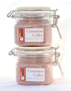 Image of Cinnamon Coffee Whipped Cocoa Butter Scrub
