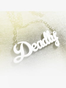 Image of DEADLY PENDANT