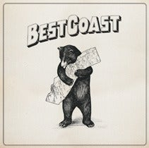 Image of BEST COAST - THE ONLY PLACE (WITH FREE BEST COAST SUNNIES!!!)
