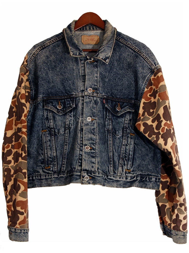 Image of Levis x Camo Jacket