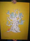 Image of IPaintMyMind Print Series: The Prometheus Tree by Vidhya Nagarajan (FULL SET OF 3)