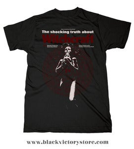 Image of Black Victory - &quot;Witchcraft&quot; GUYS T 