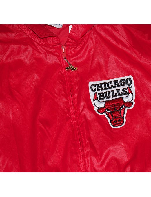 Image of Vintage Chalk Line Bulls Windbreaker