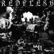 Image of Redflesh-Raw War ep