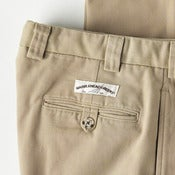 Image of Tucker Trousers - Tan