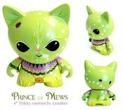 "Image of Prince of Mews 4"" Trikky custom"