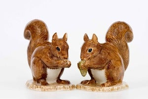 Image of SQUIRREL SALT & PEPPER SHAKERS