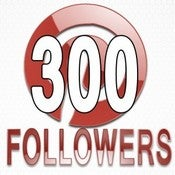 Image of 300 Pinterest Follows + Likes + Repins