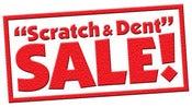 Image of SCRATCH 'N DENT! CHEAP!