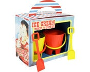 Image of Ice Cream Bucket and Spade Pots
