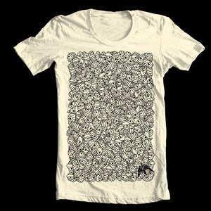 Image of Black Maggots T-Shirt