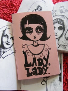 Image of The Lady Lady Zine
