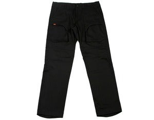 Image of SKIRMISH TROUSERS - BLACK RIP STOP