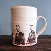 Image of Abraham Lincoln Mug by Justin Rothshank