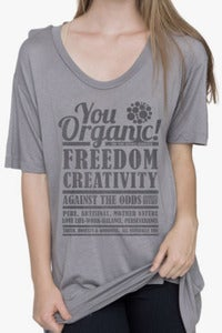 Image of YouOrganic Limited Edition T-Shirt
