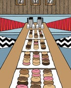 Image of Twin Peaks Donut Dreams