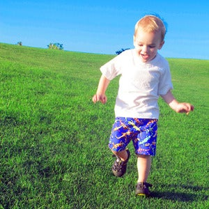 Image of Baby and Toddler Shorts Pattern - Boys Shorts PDF Sewing Pattern 0 to 24 months
