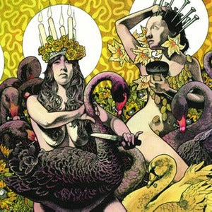 Image of Baroness - Yellow & Green 2CD