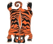 Image of Tiger Print Grrrr