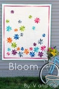 Image of Bloom PAPER pattern