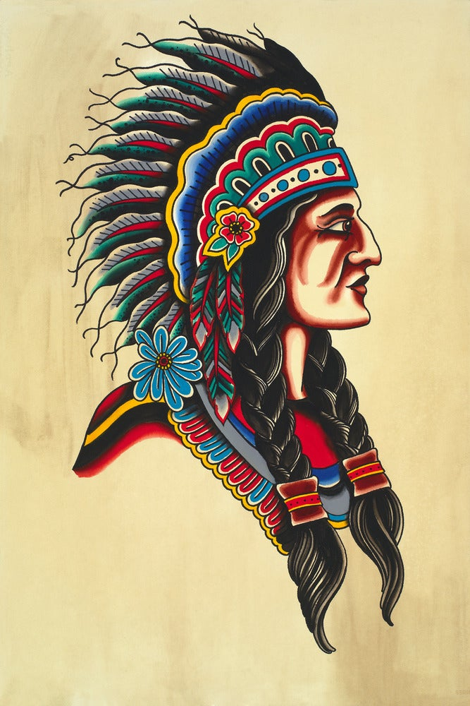Image of 'Chief' by Jake Miller