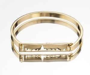 Image of NYC SKYLINE BRACELET