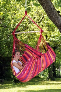 Image of AMAZONAS Relax vulcano weatherproof hanging chair