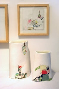 Image of Kate Wickham - ceramic vessels