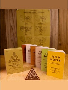 Image of Field Notes Ltd Ed. National Crop Notebook Box Set