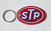Image of Vintage STP Promotional Key Chain / Key Fob