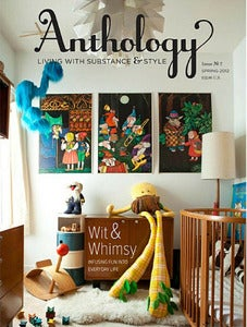 Image of Anthology Magazine No. 7 - Spring 2012