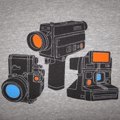 Image of Vintage Cameras T-shirt