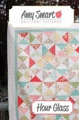 Image of Hour Glass Quilt Pattern by Amy Smart