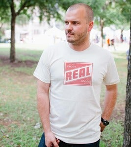 Image of Men's Organic Real Tee