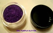 Image of SMC Purple loose glitter