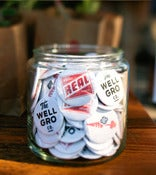 Image of The Wellgro Co. Buttons