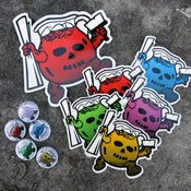 Image of Kool-Paste Sticker Pack