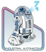 Image of R2 Industrial Automaton Tee
