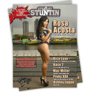 Image of Straight Stuntin Magazine