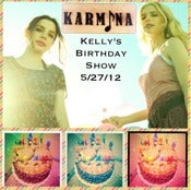 Image of *Kelly's Birthday Show* CD