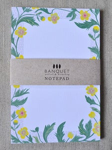 Image of Buttercup Notepad