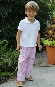 Image of BOY'S Classic Fit Pants sewing pattern